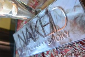 The newest Naked palette.... 'NAKED SMOKY'