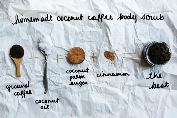 Homemade-coconut-coffee-body-scru